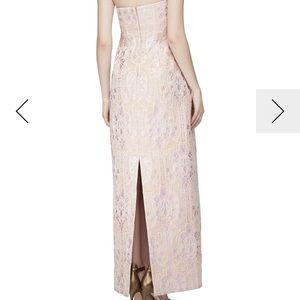 ea70793d25 Kay Unger Dresses - Kay Unger New York Sequined Jacquard Column Gown